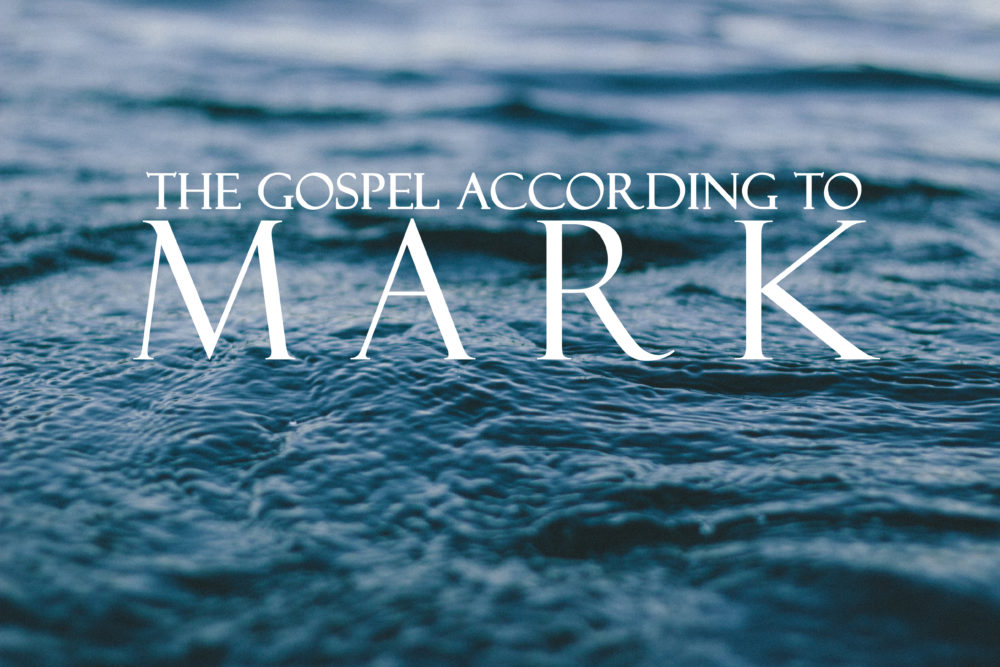 Studies in the Gospel of Mark: Christ, the Suffering Servant