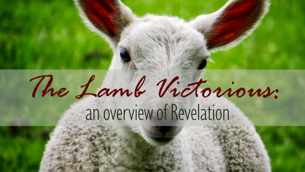 The Lamb Victorious